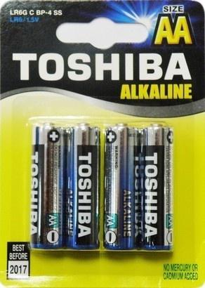 Toshiba BAT G LR6 4BP AA