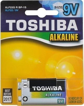 Toshiba BAT GR 6LR61 1BP 9V