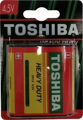 Toshiba BAT HEAVY DUTY 3R12 1BP 4,5V