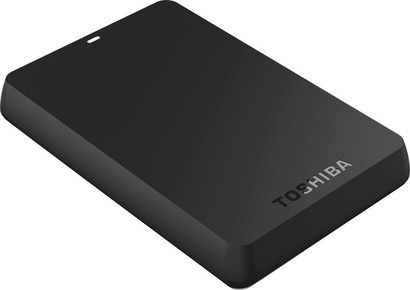 Toshiba HDD 1TB USB3.0 Canvio Basic Black