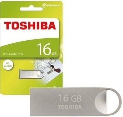 Toshiba USB FD 16GB U401 metal USB 2.0