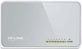 TP-LINK TL-SF1008D 8port 10/100M switch
