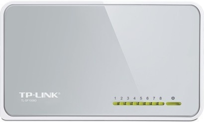 TP-LINK TL-SF1008D 8port 10/100M switch