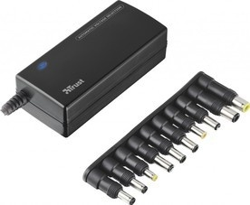 TRUST 90W Notebook Power Adaptér - Black