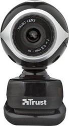 TRUST Exis Webcam Black/Silver (17003)
