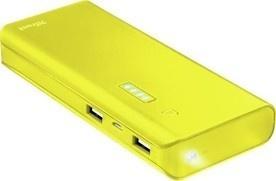 TRUST PRIMO Power bank 10000 mAh yellow