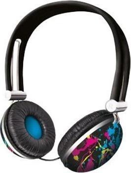 TRUST Urban Revolt Headset - Night Splas