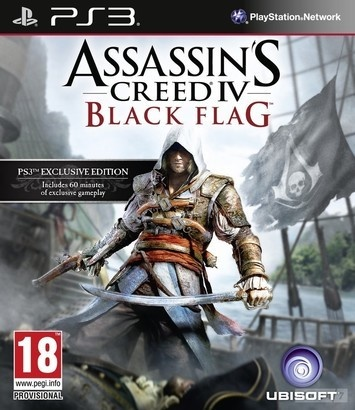 Ubisoft Assassins Creed IV Black Flag PS3