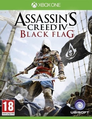Ubisoft Assassins Creed IV Black Flag Xone