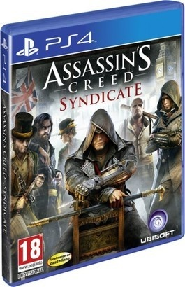 Ubisoft Assassins Creed Syndicate hra PS4