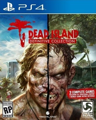 Ubisoft Dead Island Definitive Edition hra PS4