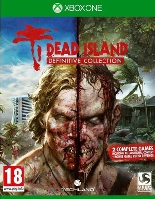 Ubisoft Dead Island Definitive Edition hra XOne