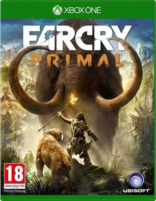 Ubisoft Far Cry Primal hra XONE