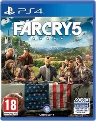 Ubisoft Far Cry 5 hra PS4