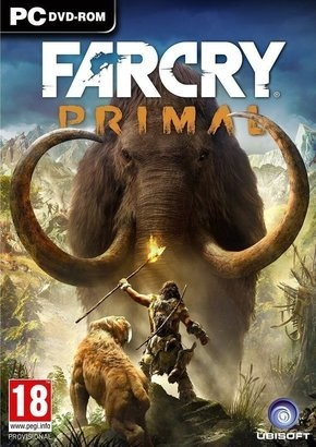Ubisoft Far Cry Primal hra PC