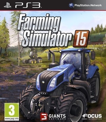 Ubisoft Farming Simulator 2015 PS3