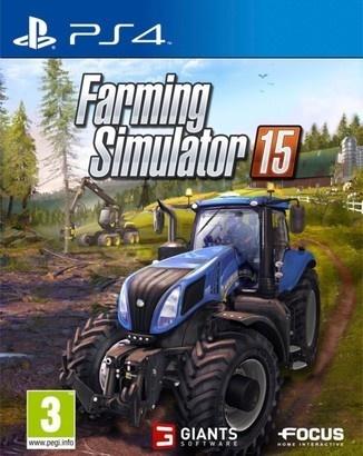 Ubisoft Farming Simulator 2015 PS4