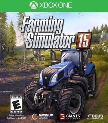 Ubisoft Farming Simulator 2015 Xbox