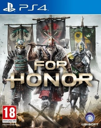 Ubisoft For Honor hra PS4