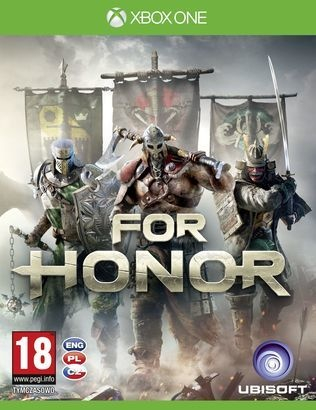 Ubisoft For Honor hra XOne