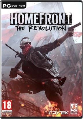 Ubisoft Homefront: The Revolution hra PC