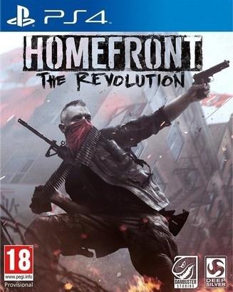 Ubisoft Homefront: The Revolution hra PS4