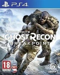Ubisoft Hra PS4 Tom Clancy's Ghost Recon Break.