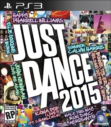Ubisoft Just Dance 2015 PS3