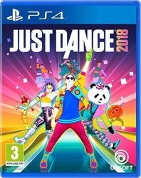 Ubisoft Just Dance 2018 hra PS4