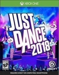 Ubisoft Just Dance 2018 hra XOne