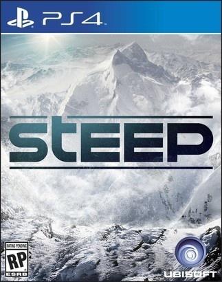 Ubisoft STEEP hra PS4
