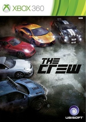 Ubisoft The Crew hra XBOX