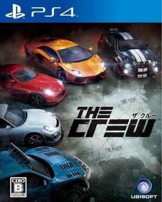 Ubisoft The Crew PS4