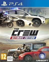 Ubisoft The Crew Ultimate Edition PS4