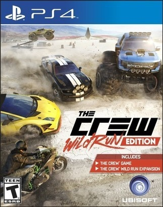 Ubisoft The Crew: Wild Run Edition PS4
