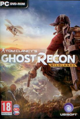 Ubisoft Tom Clancy's Ghost Recon: Wildlands PC