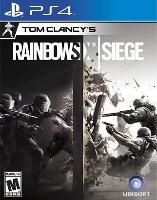 Ubisoft Tom Clancy's Rainbow Six: Siege PS4