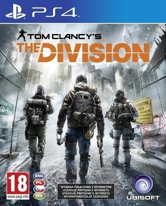 Ubisoft Tom Clancys The Division PS4