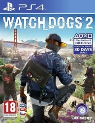 Ubisoft Watch dogs 2 hra PS4