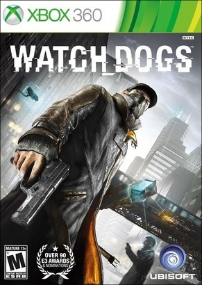 Ubisoft Watch dogs hra XBOX Ubisoft