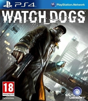 Ubisoft Watch dogs PS4