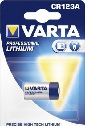 VARTA 123/CR123A 1BP