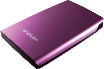Verbatim HDD 320GB USB 3.0 PINK 53007