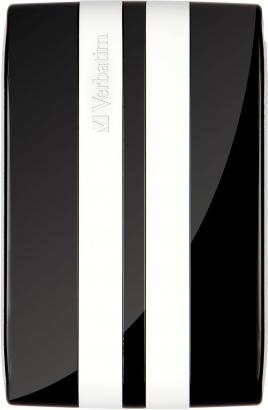 Verbatim HDD 500GB GT BLACK WHITE