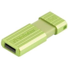 Verbatim PINSTRIPE USB DRIVE 8 GB GREEN