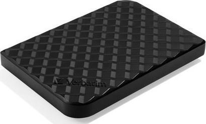 Verbatim Store'n'Go 750GB G2, Black