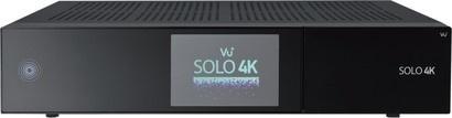VU+ SOLO 4K + 1 TB HDD