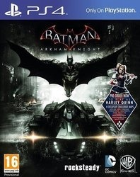 WARNER BROS. BATMAN: ARKHAM KNIGHT hra PS4