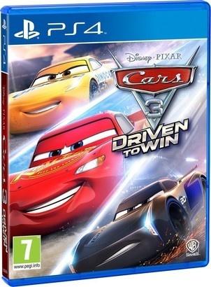 WARNER BROS. Cars 3 hra PS4