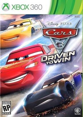 WARNER BROS. Cars 3 hra XBox